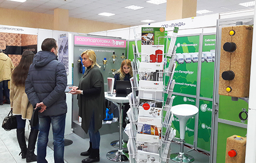 Совместные выставки строительные материалы песок в Ижевске купить